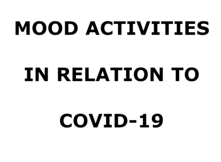 MOOD COVID-19 Activities